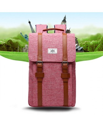 Multi-functional Large Capacity Casual Travel 15 Inch Laptop Bag Backpack For Women Men