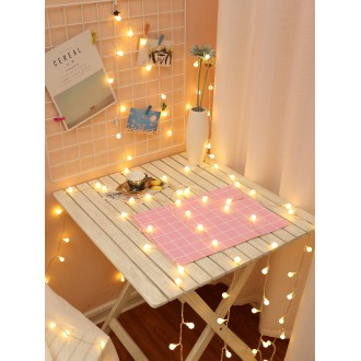 10pcs Ball Shaped Bulb String Light